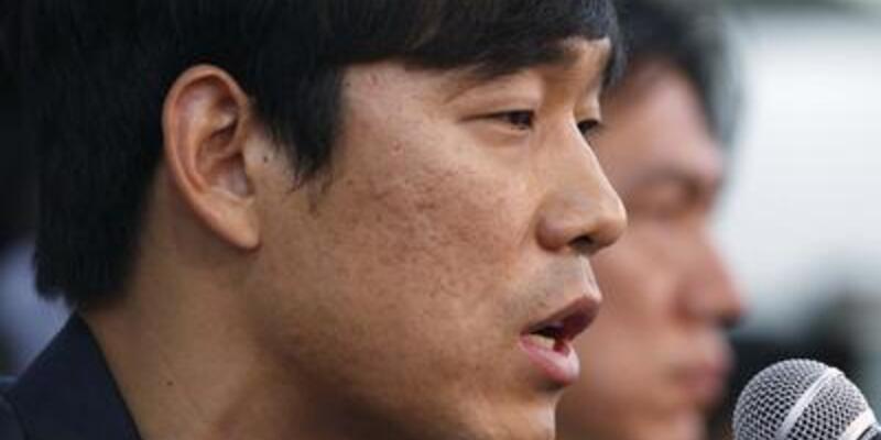 Park Chu-young askere gidiyor