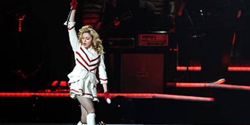 Madonna'dan dev konser
