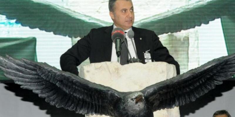 Beşiktaş'ta bütçeye onay
