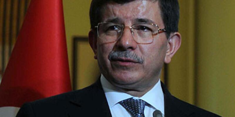 """Davutoğlu da """"Silah bırakma gündemde"""" dedi"""