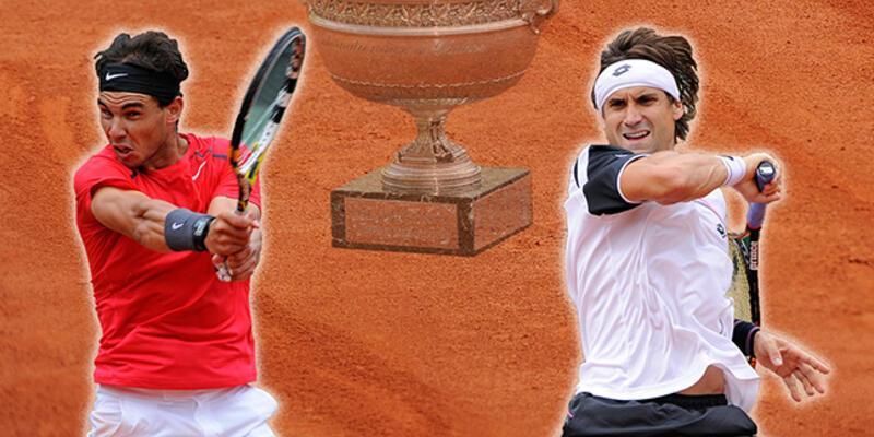 Finalin adı: Nadal - Djokovic
