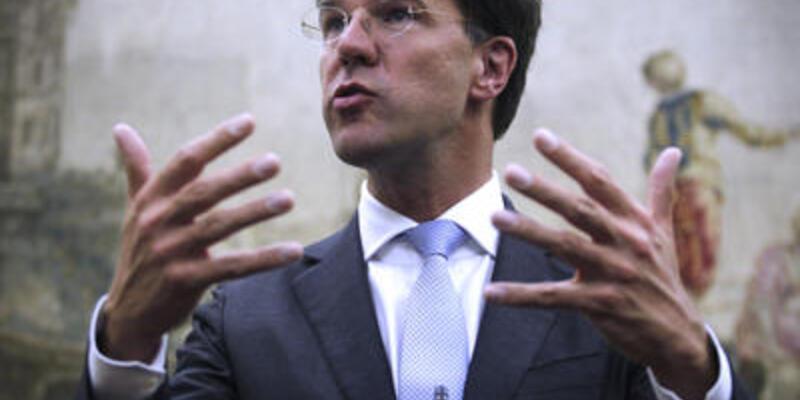 Hollanda Başbakanı Ukrayna'ya gitmiyor