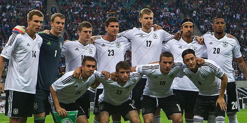 Almanya'sız turnuva olmaz