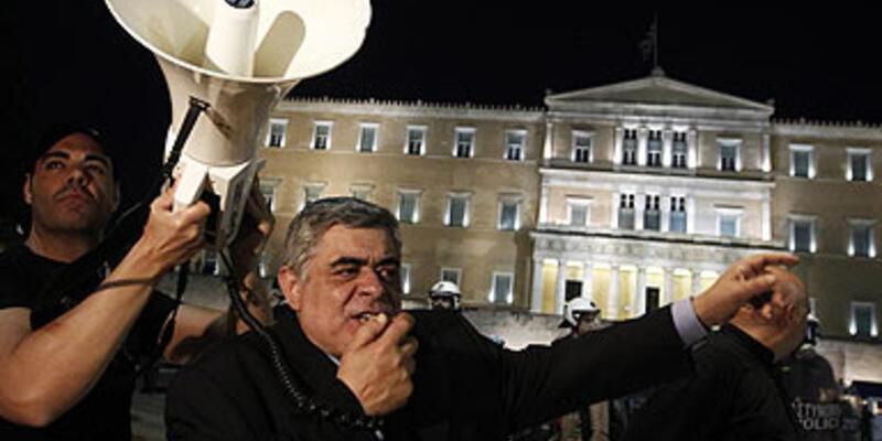 Irkçı Altın Şafak İstanbul'u istedi!