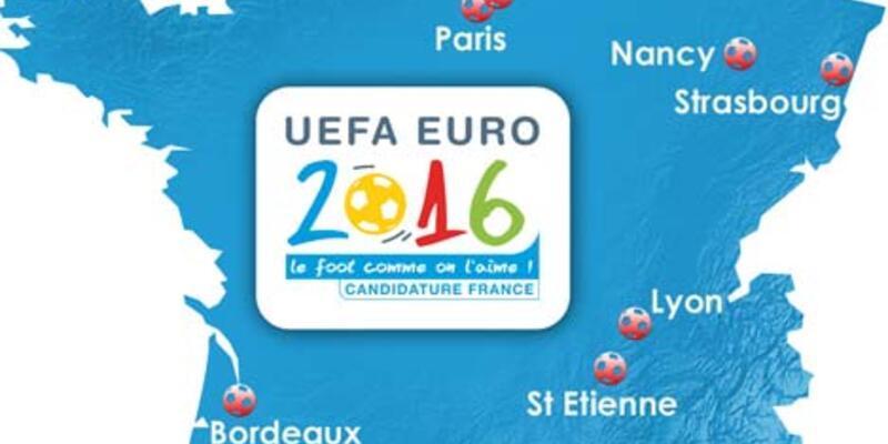16 takımlı son Avrupa Futbol Şampiyonası