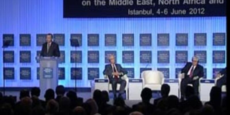 Dünya Ekonomik Forumu'nda büyük buluşma