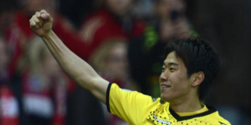Kagawa Manchester United'da