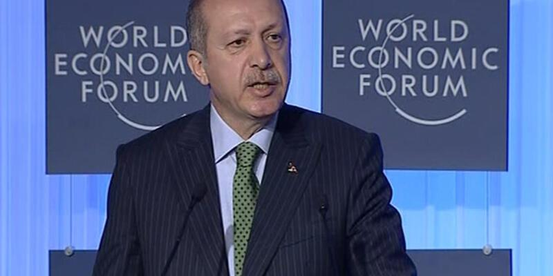 Dünya Ekonomi Forumu İstanbul zirvesi açılışı