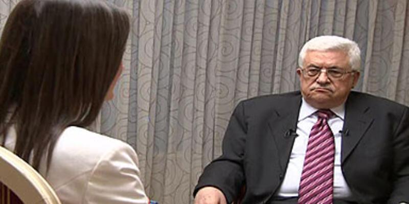 Mahmud Abbas CNN TÜRK'e konuştu