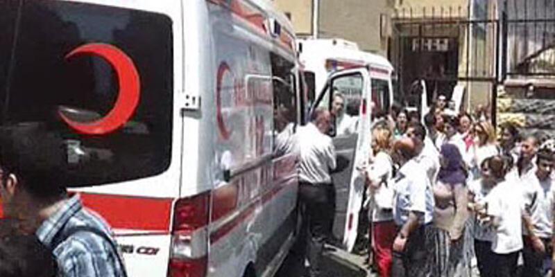 Deney sırasında patlama: 6 öğrenci yaralı