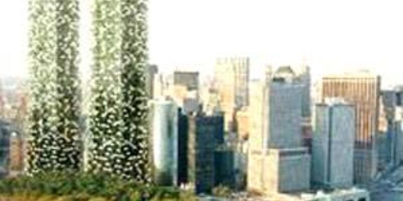 New York'a ikiz kule ödül getirdi