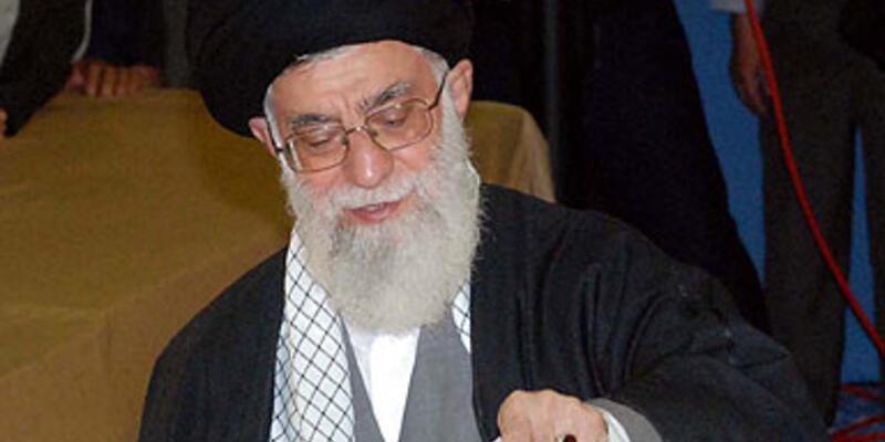 Hamaney'den Batı'ya suçlama, İsrail'e tehdit