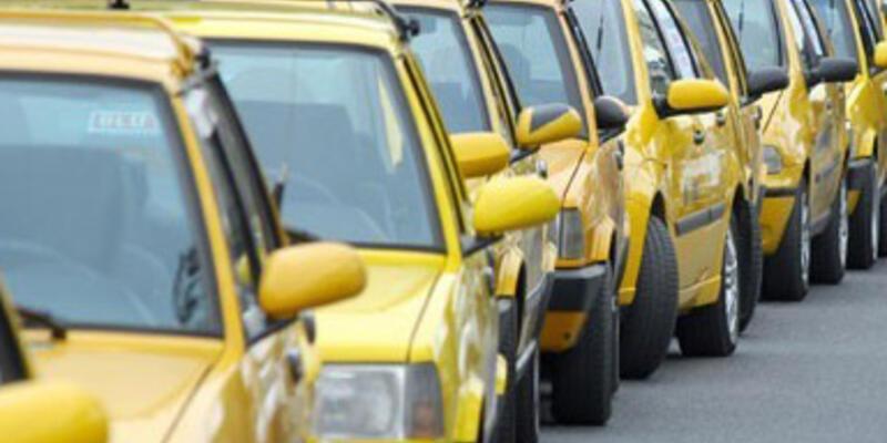 Taksicilerin başkanına korsan taksi cezası
