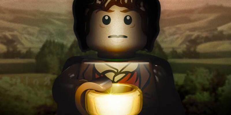 Yüzüklerin Efendisi'nin Lego versiyonu geliyor