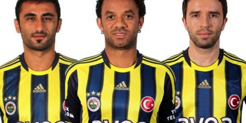 Fenerbahçe üç yıldızıyla sözleşme uzattı