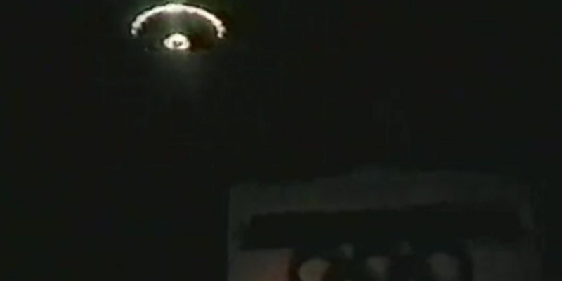 Olimpiyat açılışında UFO görme ihtimali!