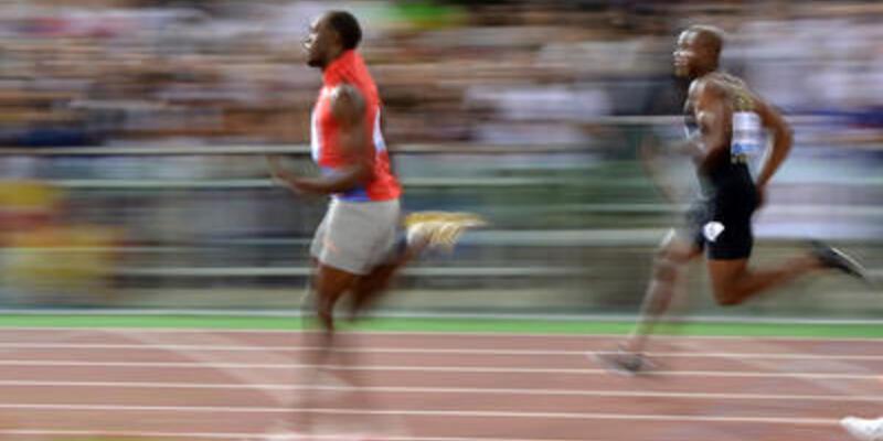 Rüzgarın oğlu Bolt uçtu