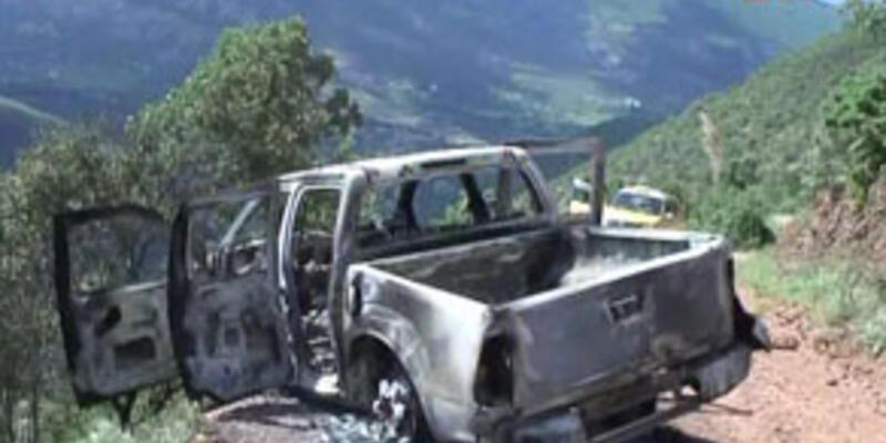PKK Tunceli'de 4 işçiyi kaçırdı
