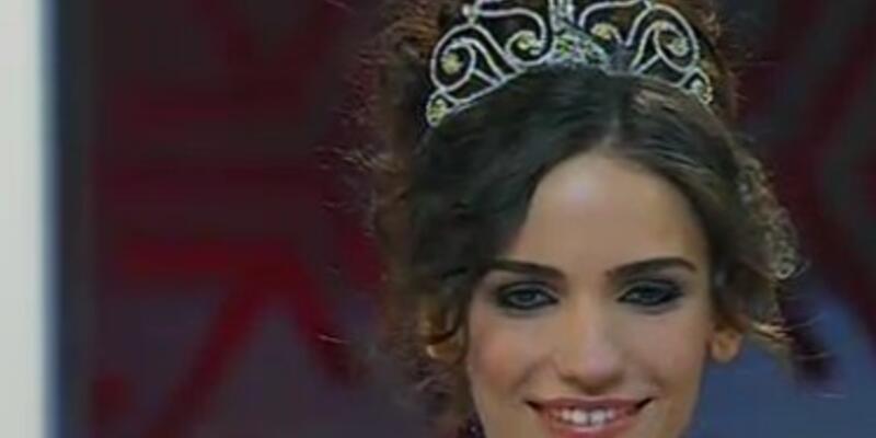 İşte Türkiye'nin en güzel kızı...