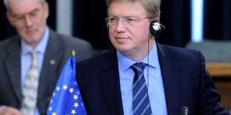 AB Komisyonu'ndan Danıştay kararına destek