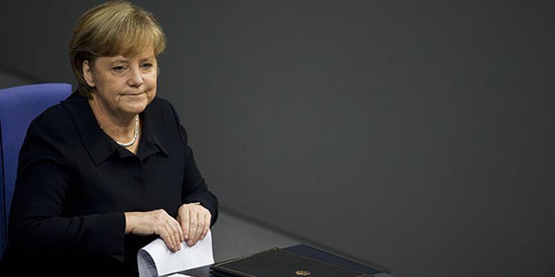 Merkel bile böyle derse...