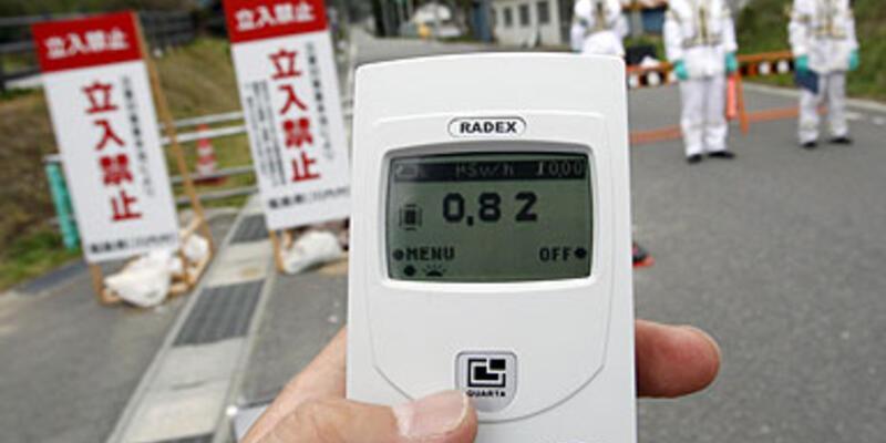 Fukuşima nükleer santralinden sızıntı