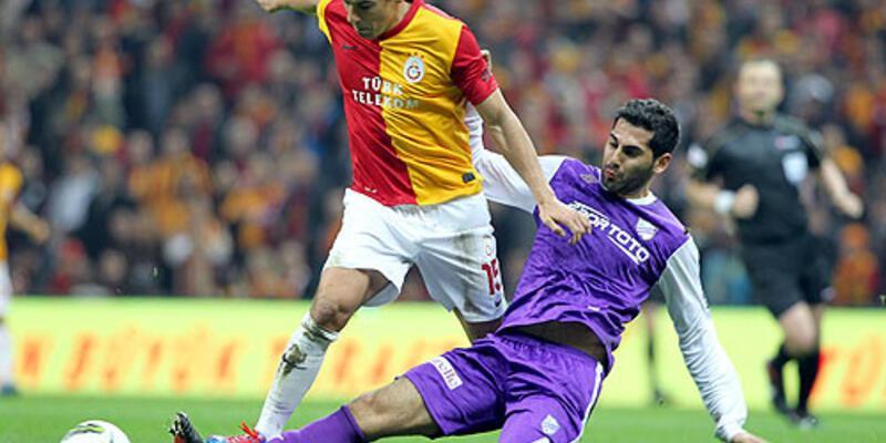 Galatasaray Orduspor'u yendi