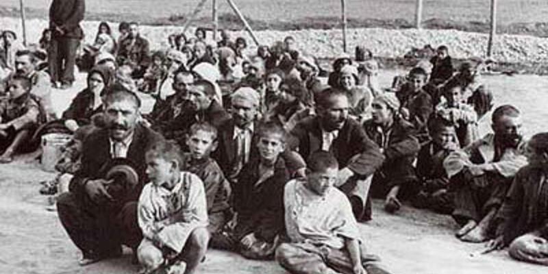 Dersimli Halazur'un arazisine kışla yapmışlar