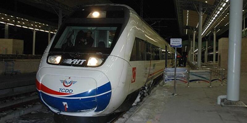 Ankara-İstanbul hızlı treni 2013'te hazır