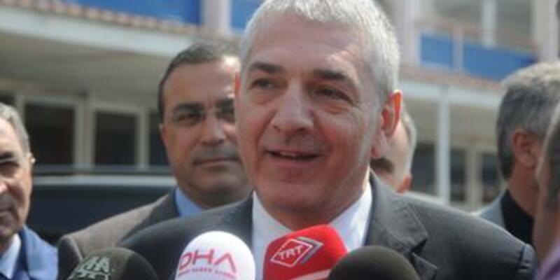 Şam Büyükelçisi Türkiye'de