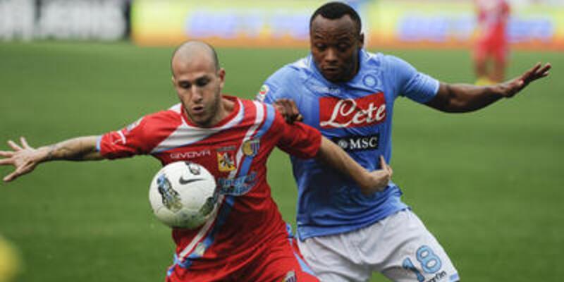 Napoli 2-0'ı koruyamadı
