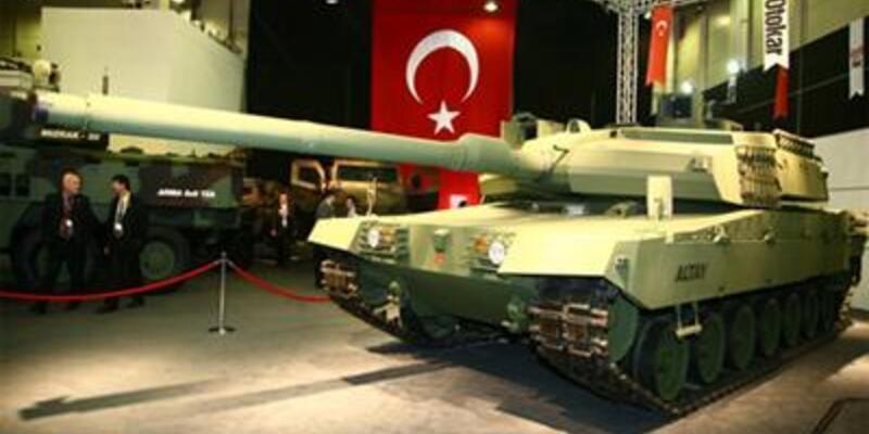 "Milli tank ""Altay""da son durum!"