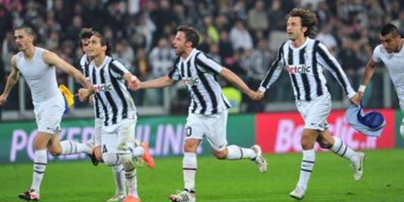 Juventus Inter'i devirdi