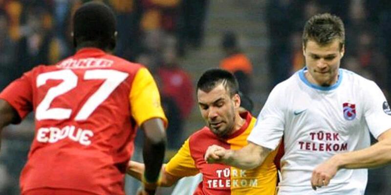 Galatasaray bir puanı zor kurtardı