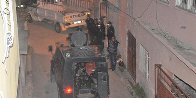 Adana'da çatışma: 3 polis yaralı