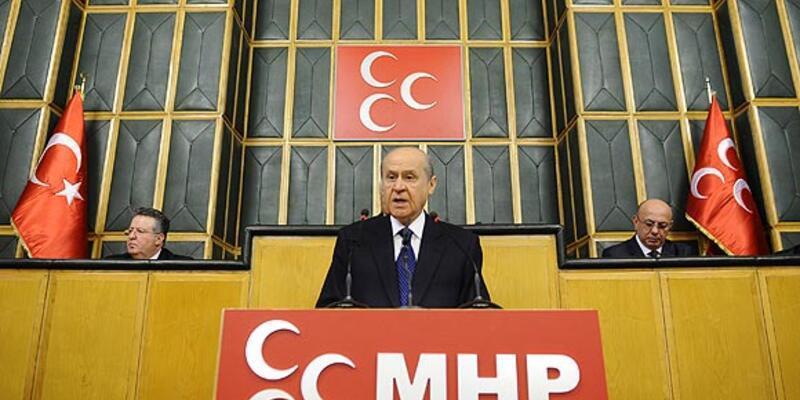Bahçeli, AK Parti'yi aklı selime davet etti