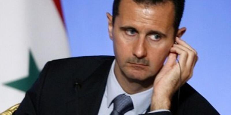 Esad sonunda pes etti