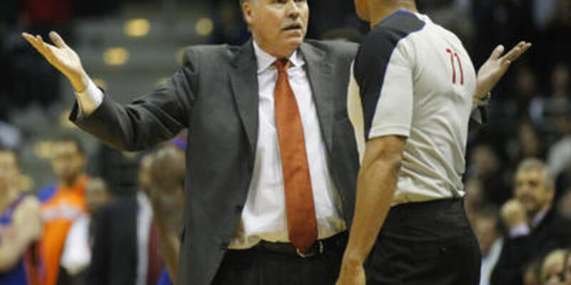 Knicks'te D'Antoni veda etti