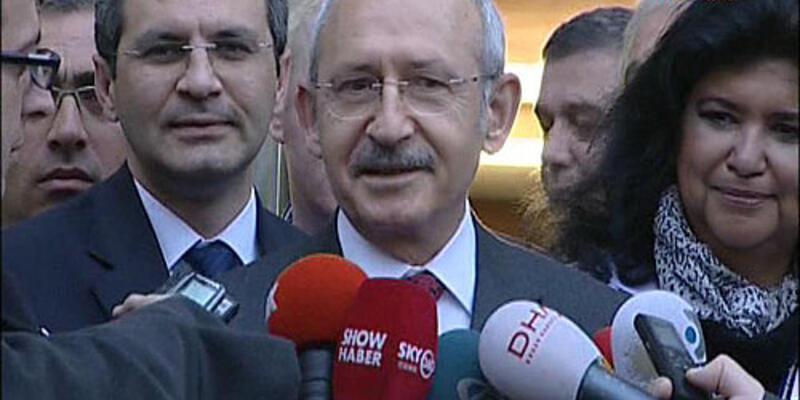 Kılıçdaroğlu'ndan Kadir İnanır'a ziyaret