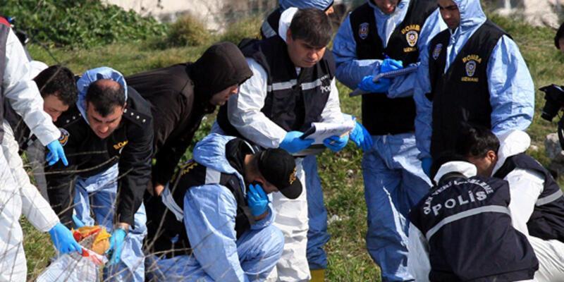 İstanbul'da kazı: 15 kilo patlayıcı bulundu