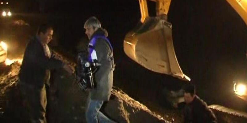 Nevşehir'de de baraj kazası