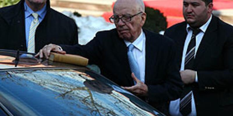 Erdoğan'la görüşen Murdoch ne istedi?