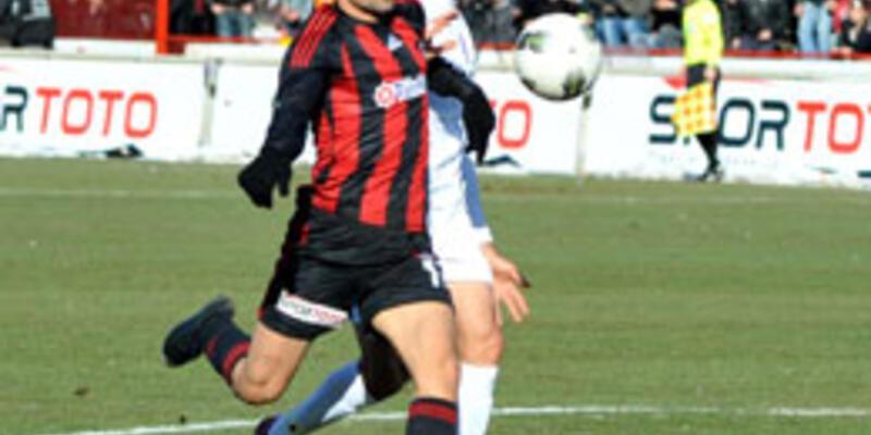 Kamil Ocak'ta Gaziantepspor şov: 5-0