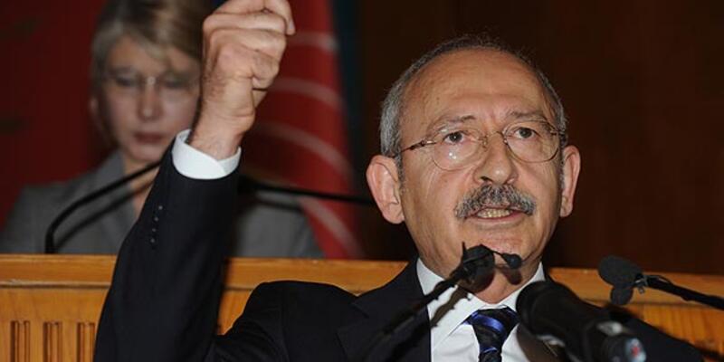 Kılıçdaroğlu'nun grup toplantısındaki sözüne dava