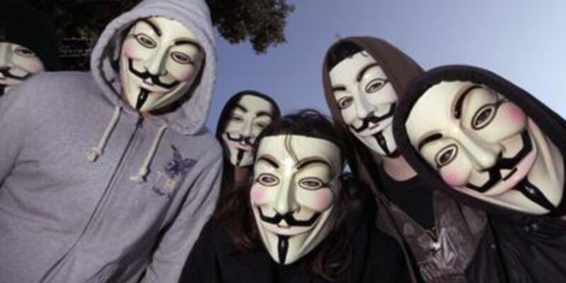 Anonymous'a 4 ülkede operasyon: 25 gözaltı