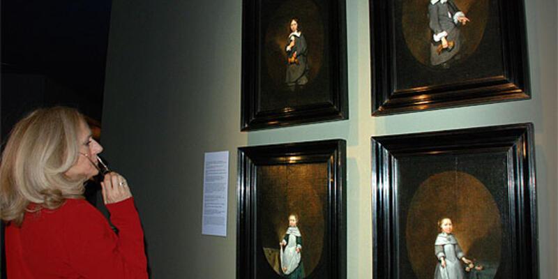 Rembrandt'a yoğun ilgi