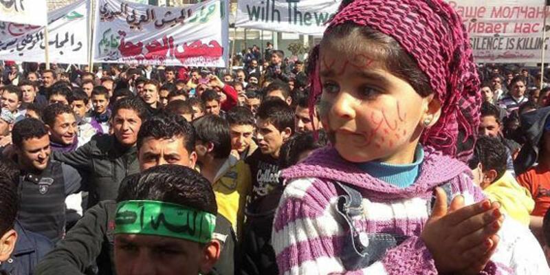 """""""Türkiye Esad'ın silah temin etmesine göz yumuyor"""""""