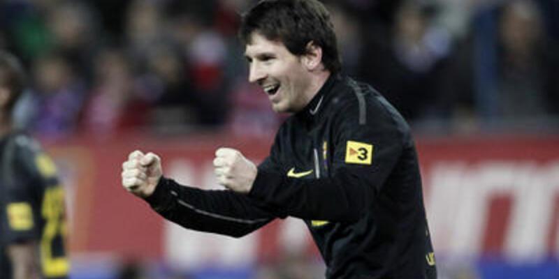 """Messi """"devam"""" dedi"""