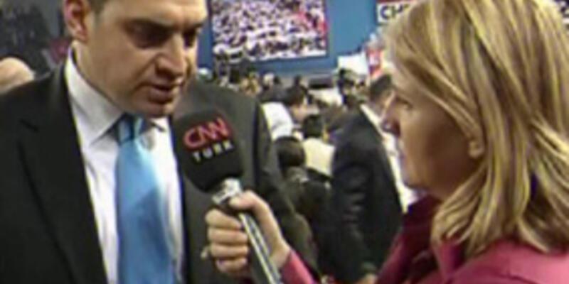Umut Oran CNN TÜRK'e konuştu
