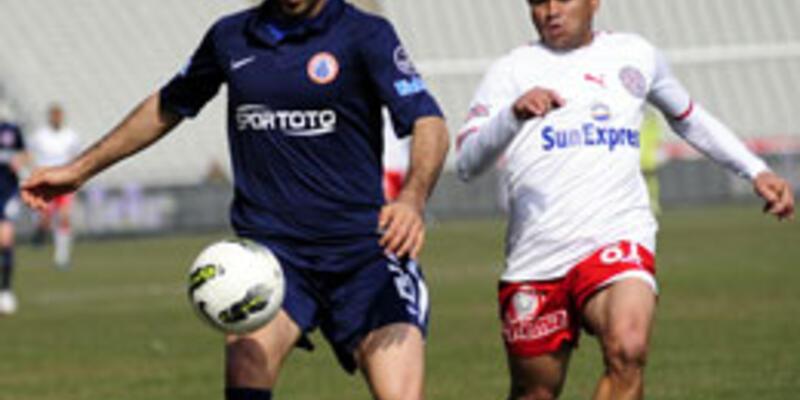 İstanbul BB, Antalyaspor'a patladı